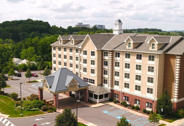 Country Inn & Suites by Radisson, State College (Penn State Area), PA, State College, Façade de l'hôtel