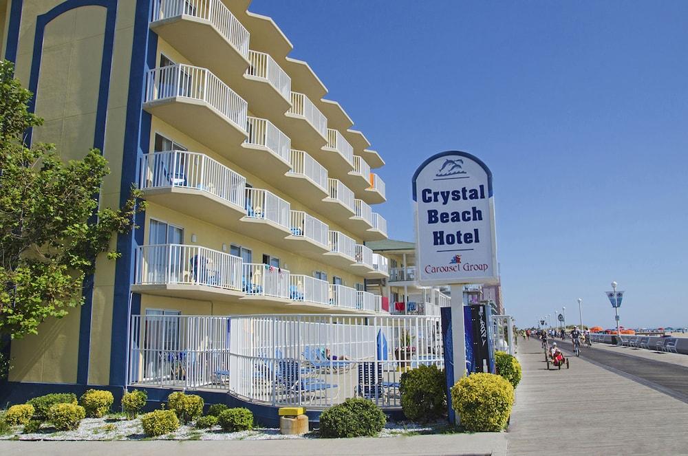 Crystal Beach Hotel Ocean City