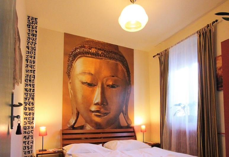 Hostel Marabou Prague, Praga, Quarto casal standard, 1 quarto, Banheiro compartilhado, Quarto