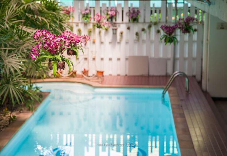 Nara Suite Residence Bangkok, Μπανγκόκ, Εσωτερική πισίνα