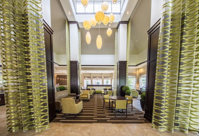 Hilton Garden Inn Raleigh-Cary, קארי, מבט לפנים המלון