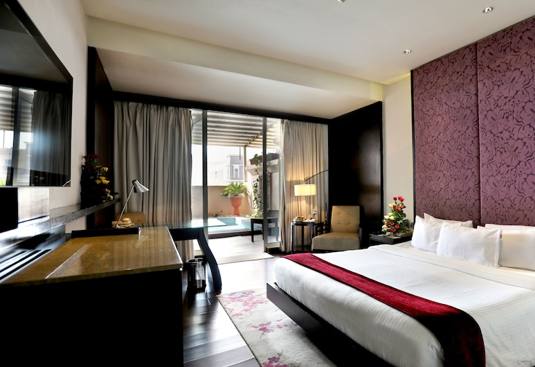 Hotel Royal Orchid, Jaipur, Deluxe King, Quarto