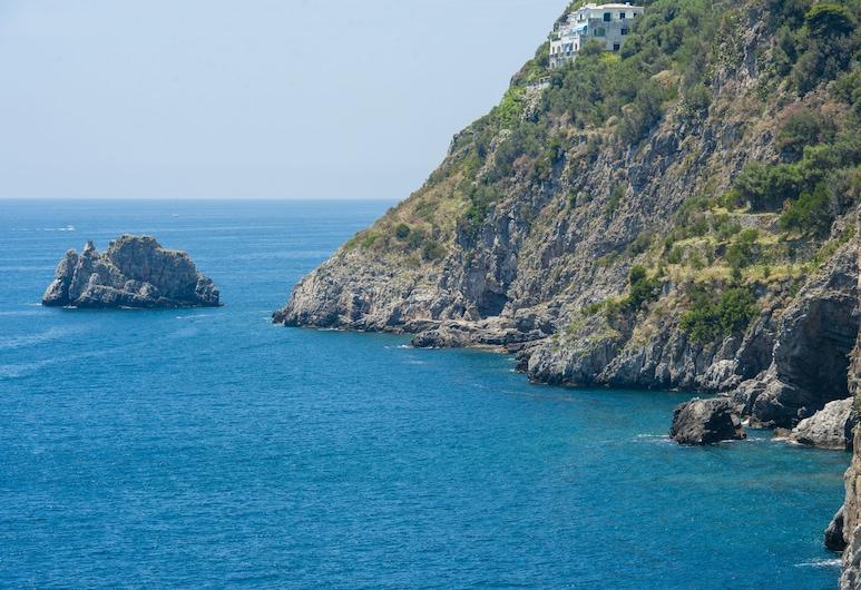 瑪利亞琵雅別墅酒店, 普萊亞諾, 豪華雙人或雙床房, 海景, 海灘