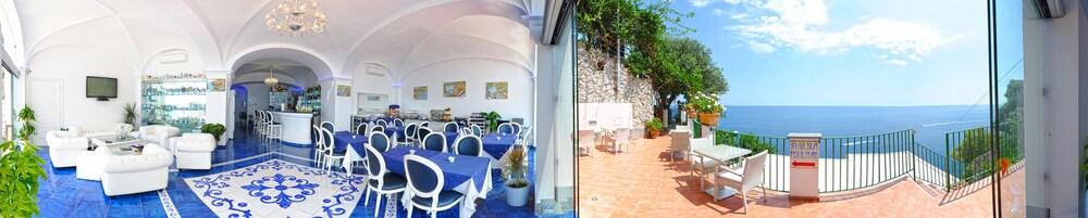 Hotel Villa Maria Pia, Praiano