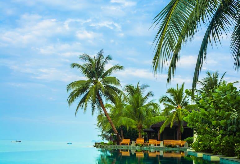 Chantaramas Resort, Ko Pha-ngan, Vonkajší bazén