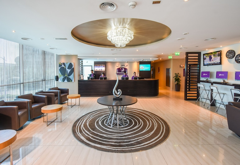 Premier Inn Abu Dhabi Capital Centre, Abu Dhabi, Reception