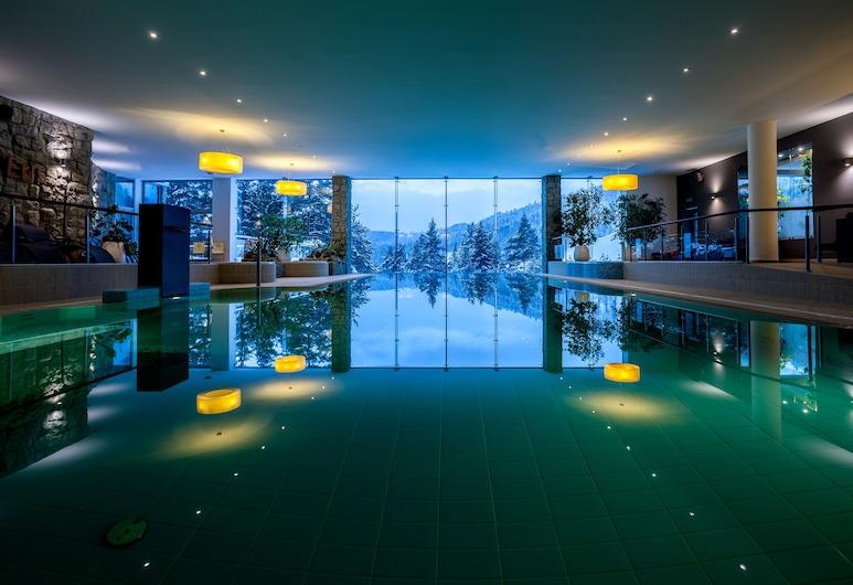 Hotel Spa Dr Irena Eris Krynica Zdrój, Krynica-Zdroj, Εσωτερική πισίνα