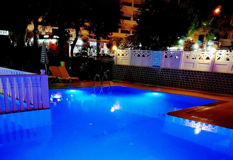 Palmen Apart Hotel, Alanya, Açık Yüzme Havuzu