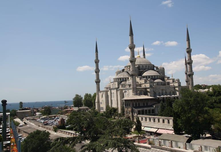 アリストクラット ホテル, イスタンブール, ホテルからの眺望