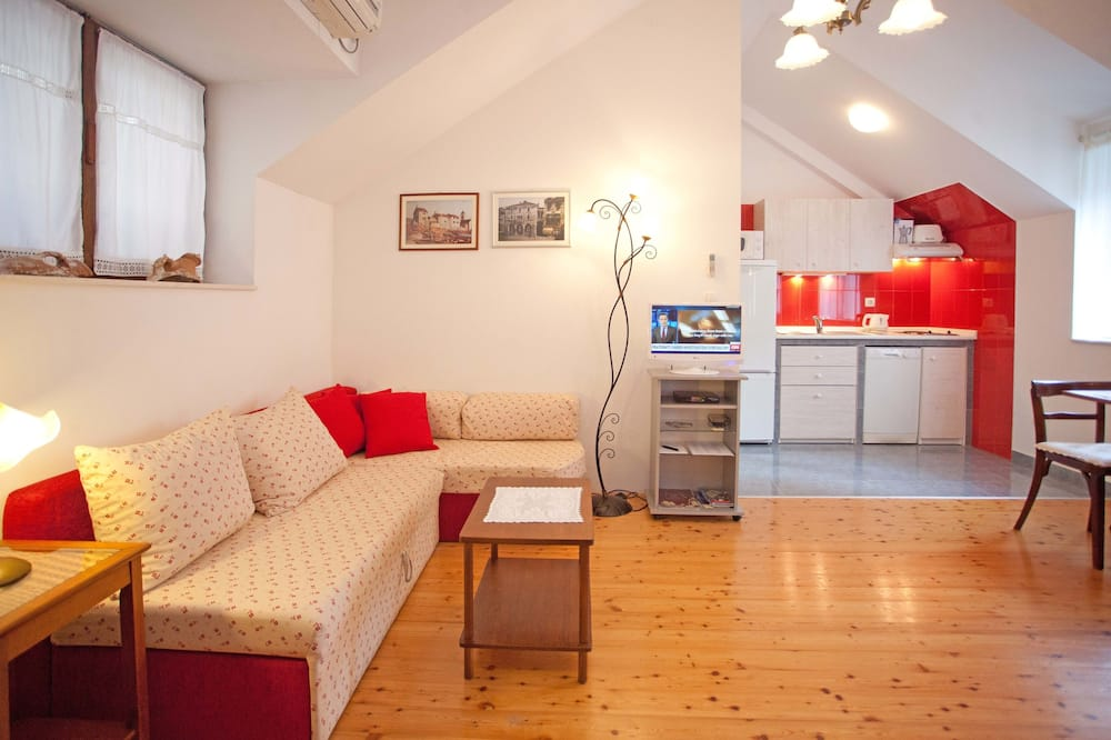 Studio Apartment for 3 people - 客廳
