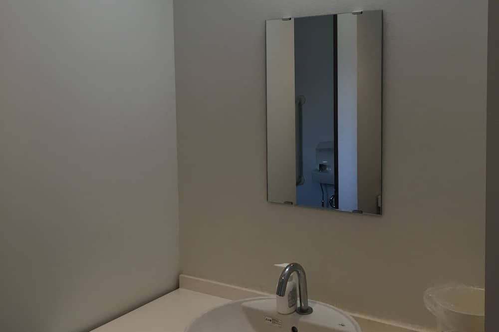 バスルームのシンク