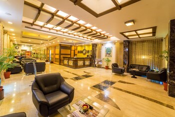 Foto Amantra Comfort Hotel di Udaipur