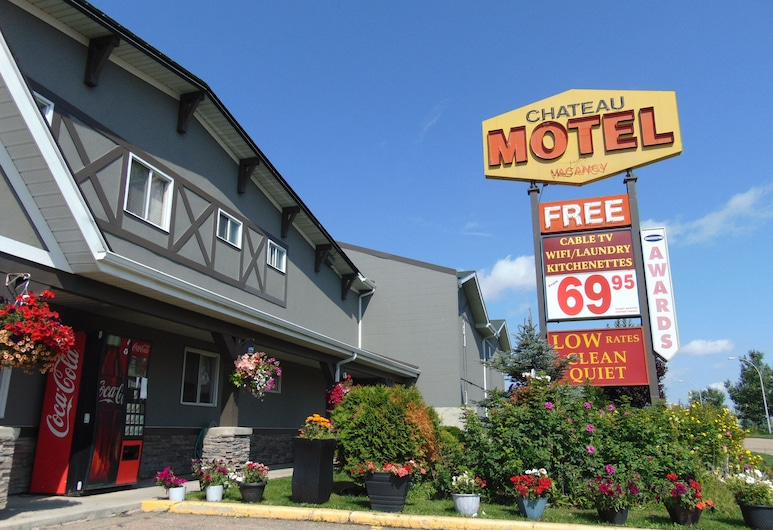 Chateau Motel, เอ็ดมันตัน
