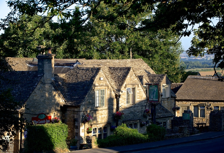 The Lamb Inn Great Rissington, Cheltenham, Hotel Front