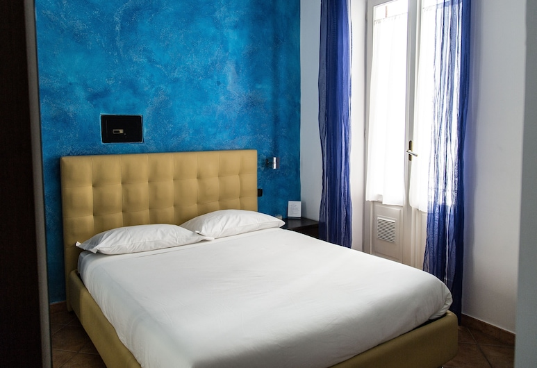 Il Corso Bed And Breakfast, Rome, Double Room, Private Bathroom, Guest Room