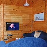 Chalet, 2 Bedrooms (Two Bedroom Chalet (Sleeps 6)) - Ruang Tamu