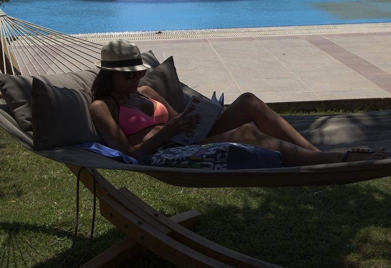Flow Datca Surf & Beach Hotel, Datça, Piscina al aire libre