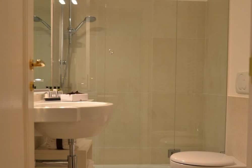 豪華雙人房, 陽台 - 浴室