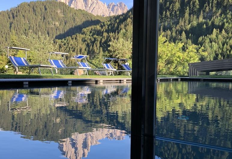 Diamant Spa Resort, Santa Cristina Val Gardena, Açık Yüzme Havuzu