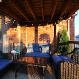 Chambre (en suite) - Terrasse/Patio
