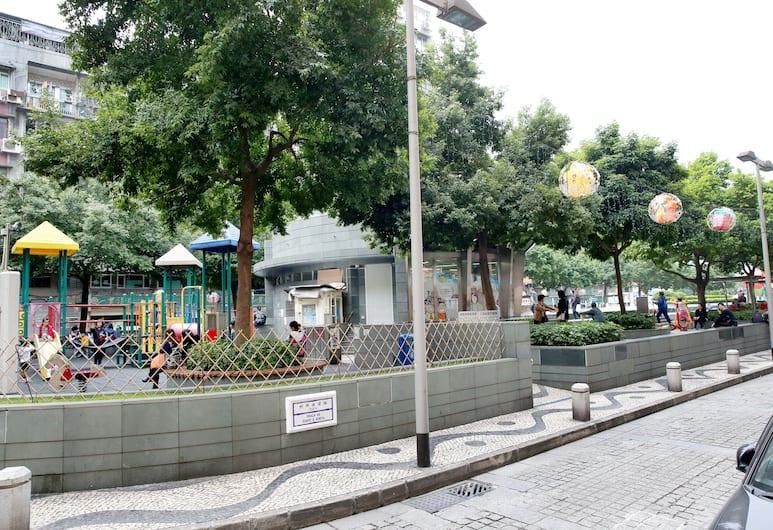 올레 런던 호텔, 마카오, 어린이 놀이 공간 - 야외