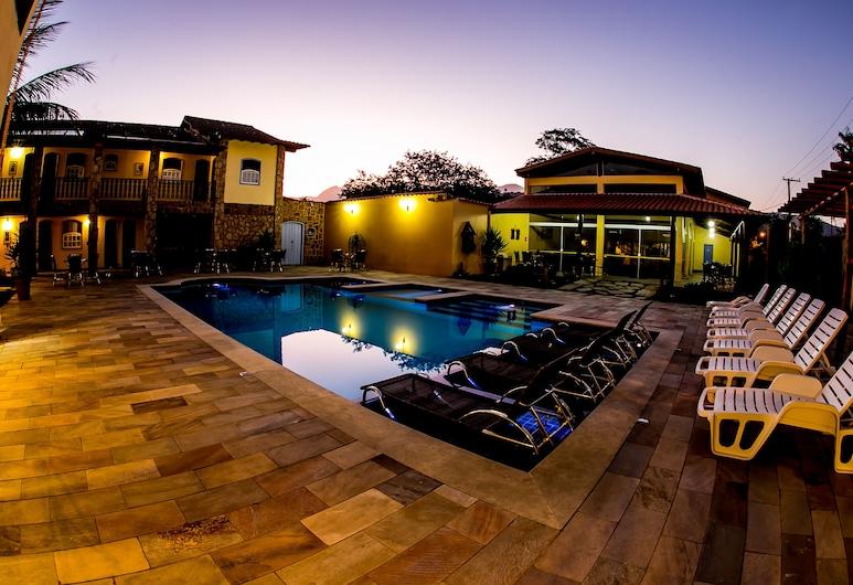 Pousada Eclipse, Paraty, Outdoor Pool