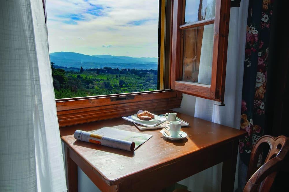Habitación Confort, 1 cama Queen size - Vista al balcón