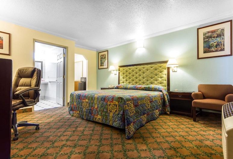 Econo Lodge, Φέρφιλντ, Δωμάτιο επισκεπτών