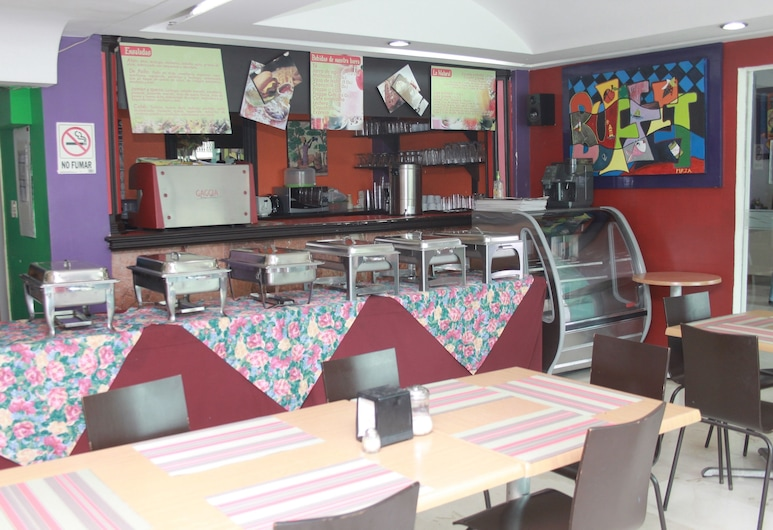 Hotel Ziami, Веракруз, Ресторан