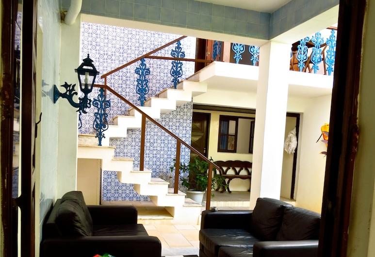 海星旅館, 薩爾瓦多, 大廳休息區