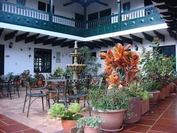 Foto Hotel Hospedería San Carlos Villa de Leyva di Villa de Leyva