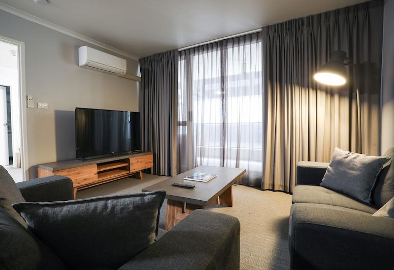 Madison Carrington  Apartments, Sydney, Apartmán typu City, 1 spálňa, Obývacie priestory