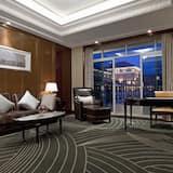 Suite – president, 1 kingsize-seng, ikke-røyk, balkong - Utsikt fra gjesterommet