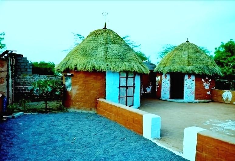Chhotaram Prajapat, Jodhpur, Courtyard View