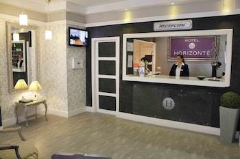 Selline näeb välja Hotel Horizonte, Santa Cruz de Tenerife