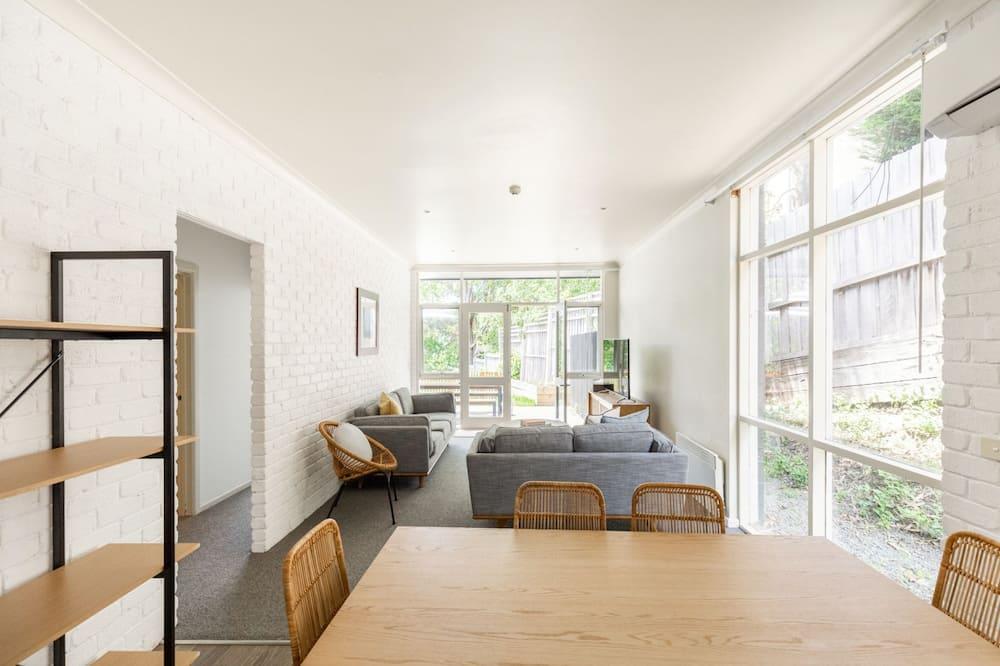 Villa Standard, 2 camere da letto, cucina - Area soggiorno