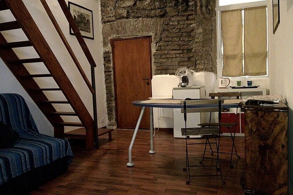 公寓, 附屬樓 (Domus Quovadis) - 客廳