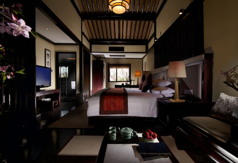 Dayu Kaiyuan, Shaoxing, Premium Double Room, Guest Room