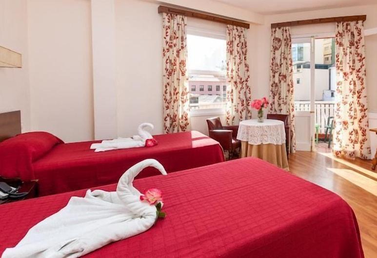 Hotel Maga, Puerto de la Cruz, Habitación con 1 cama doble o 2 individuales, Habitación