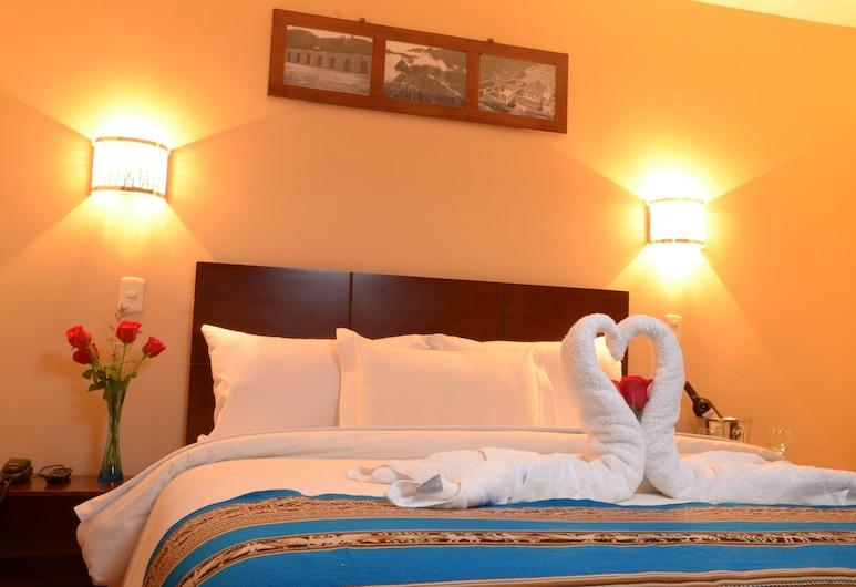 Hotel Unumizu, Cusco, Doppelzimmer, Zimmer