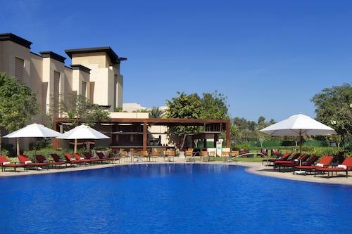 威斯丁阿布達比高爾夫水療渡假村飯店/