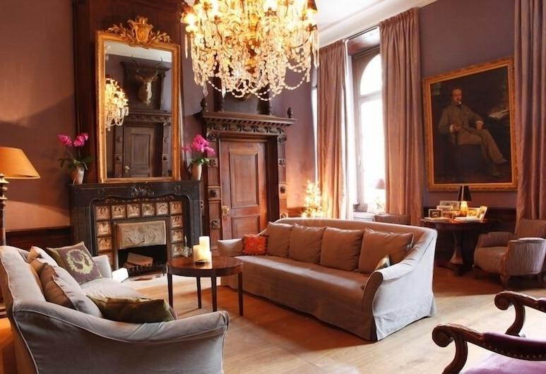 Schlosshotel Gartrop, Hünxe, Hotellounge