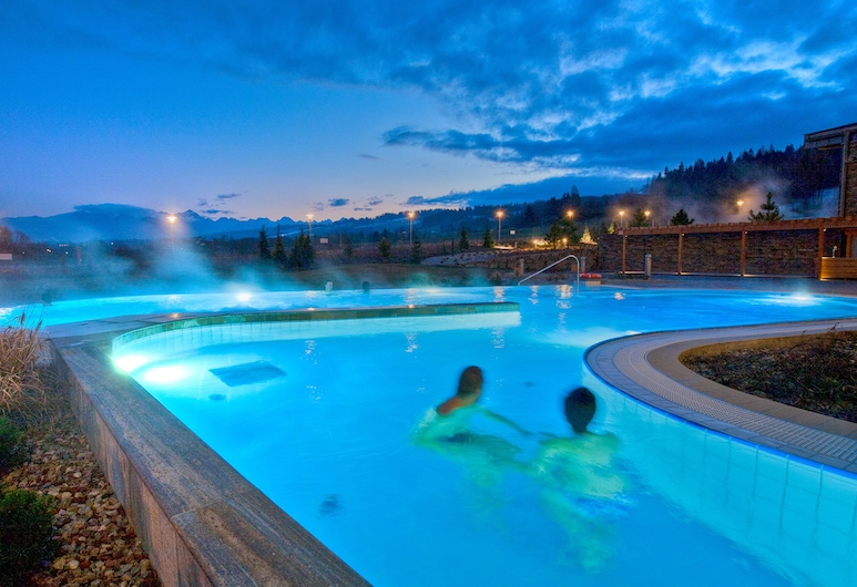 Hotel Bania Thermal & Ski, Bukowina Tatrzańska, Parco acquatico