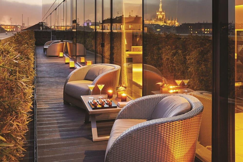 Suite, 1 Bedroom, Non Smoking (Armani Milano Duomo) - Terrace/Patio
