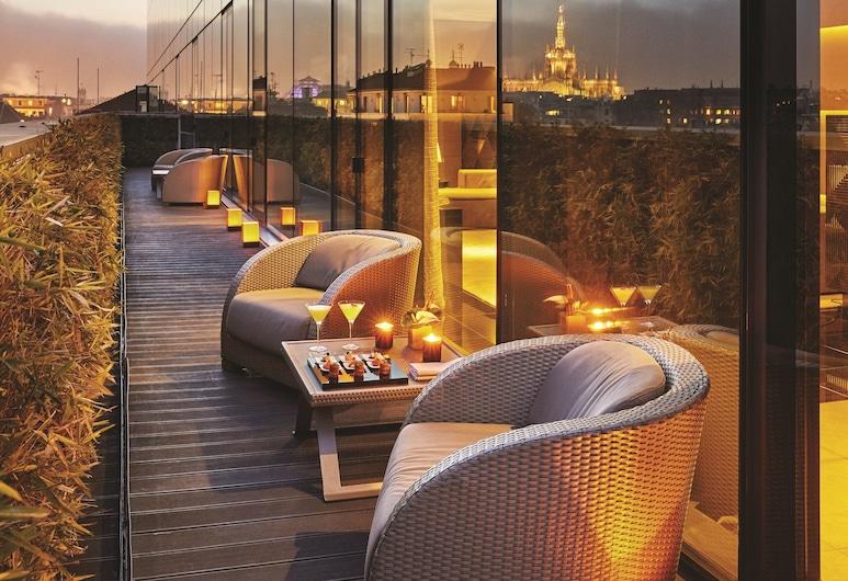 Armani Hotel Milano, Milan, Suite, 1 Bedroom, Non Smoking (Armani Milano Duomo), Terrace/Patio