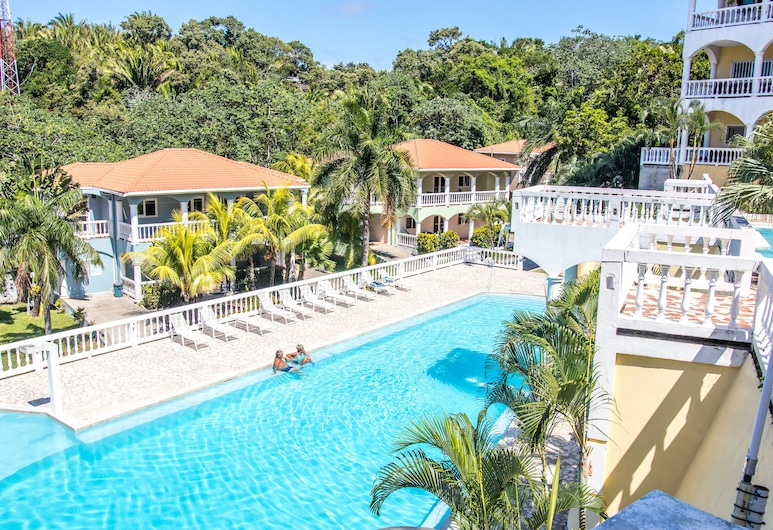 Splash Inn Dive Resort & Villas, Roatán, Piscina al aire libre
