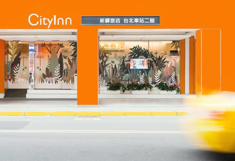 CityInn Hotel Taipei Station Branch II, Taipei