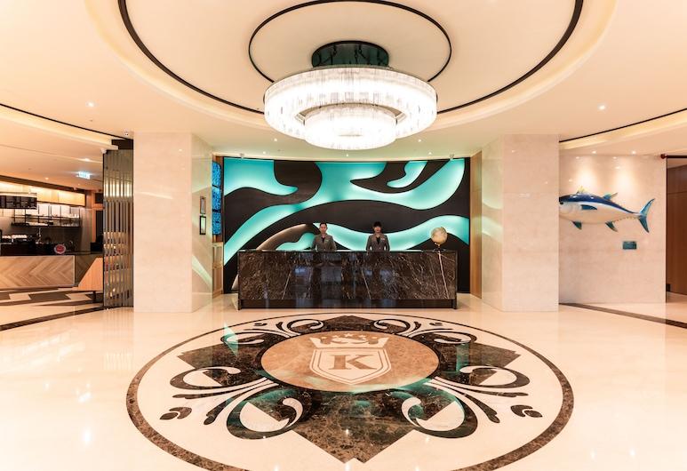 Fish Hotel Kaohsiung, Καοσιούνγκ, Ρεσεψιόν