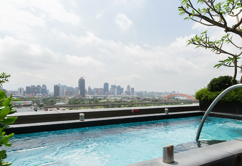Windsor Hotel Taichung, Taichung, Outdoor Spa Tub