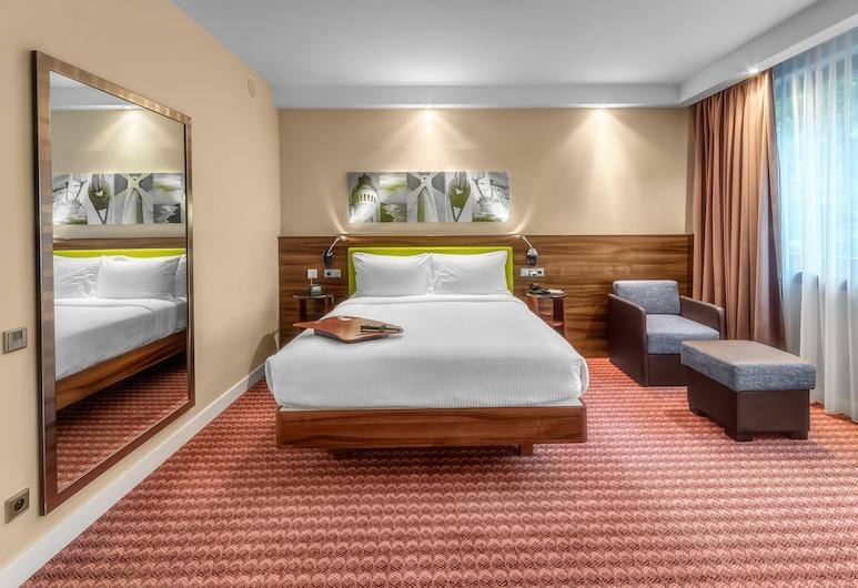 Hampton by Hilton Swinoujscie, Swinoujscie, Værelse - 1 queensize-seng, Værelse
